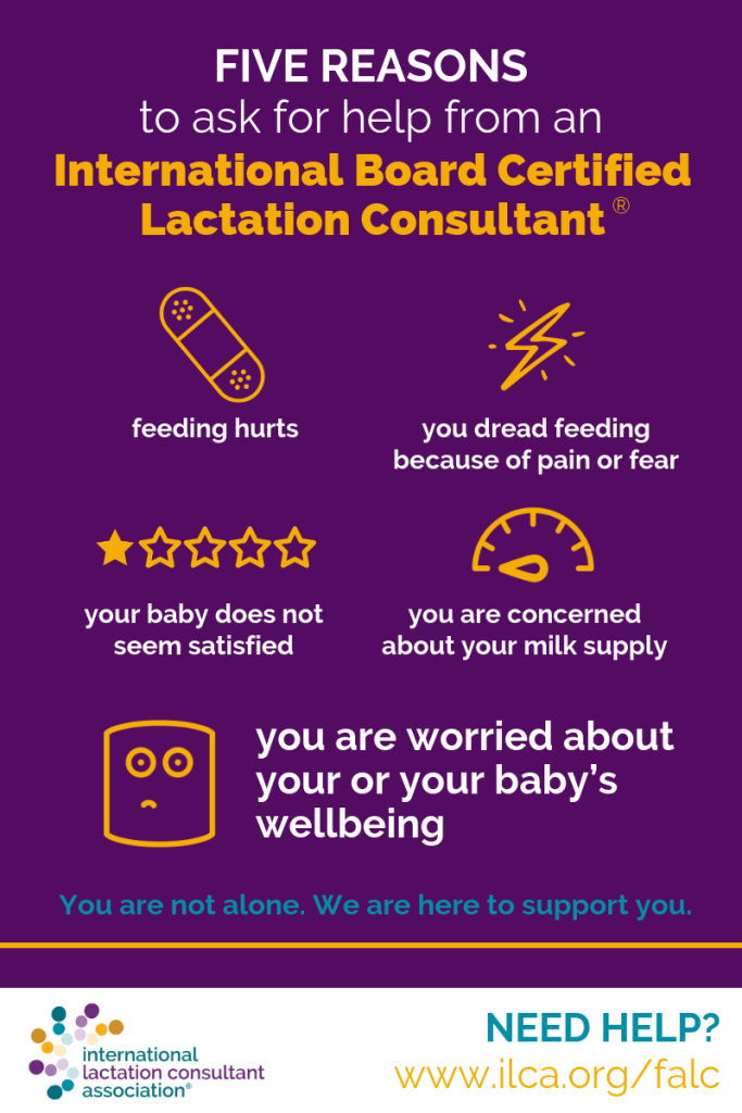 lactation board certified consultant breastfeeding experiencing problems international reasons gable stephanie ask