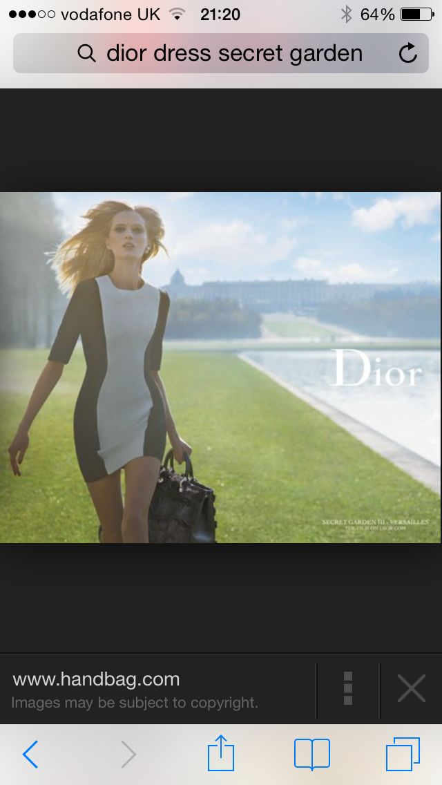 I need this Dior dress