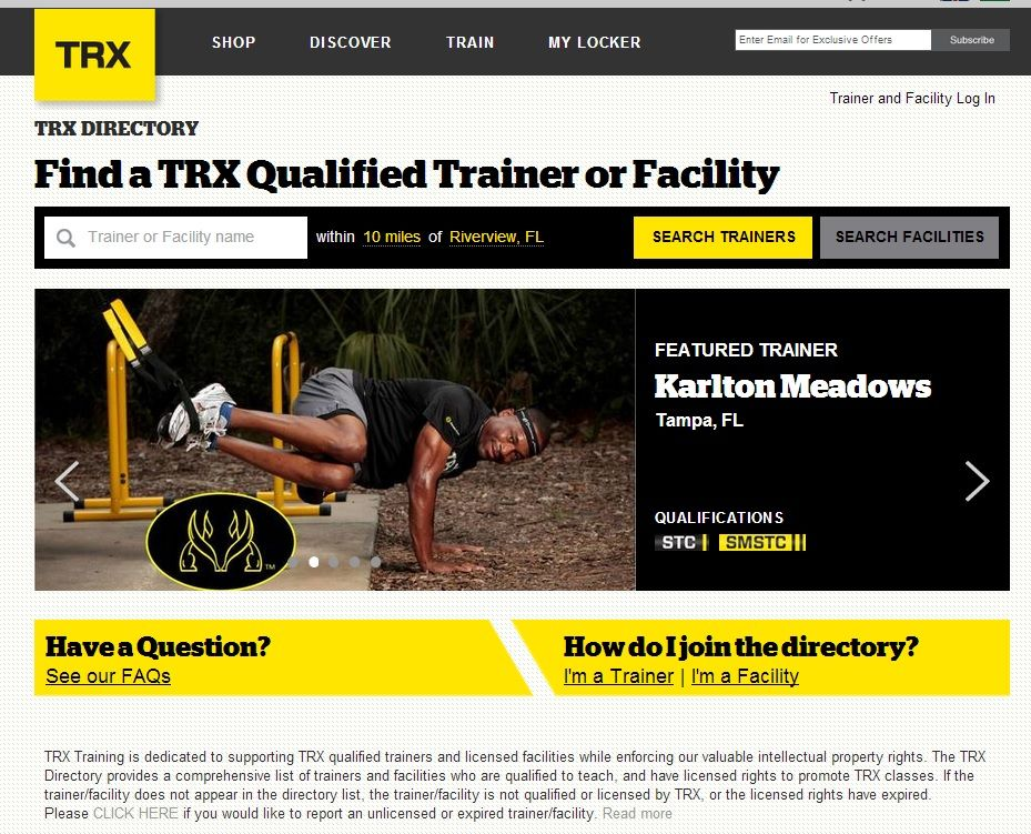 Official Move Forward With Trx Fitness Pinterest Trx Trx