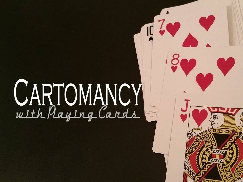 Playing Card Meanings How To Read A Deck Of Cards Cartomancy