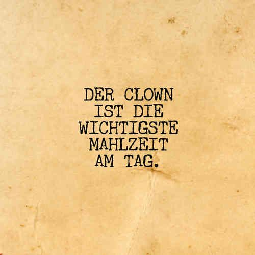 Der Clown Funny Stuff Funny