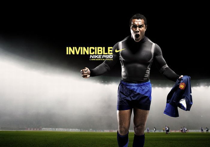 Nike Pro: Invincible advert (With images) | Sports