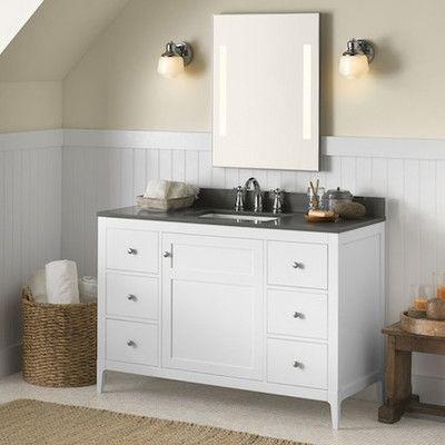 Kordell 42 Single Bathroom Vanity Set