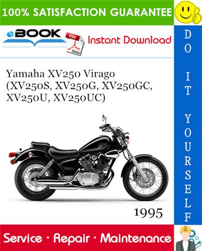 Yamaha Virago Xv250 Workshop Repair Manual By Frankie Asbury Issuu