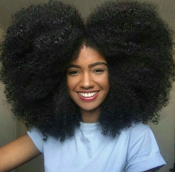 Get healthier natural hair with this hair care regimen #naturalhaircare