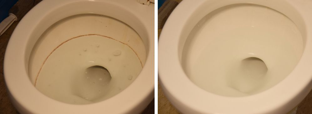 The Most Effective Ways To Remove Hard Water Stains From