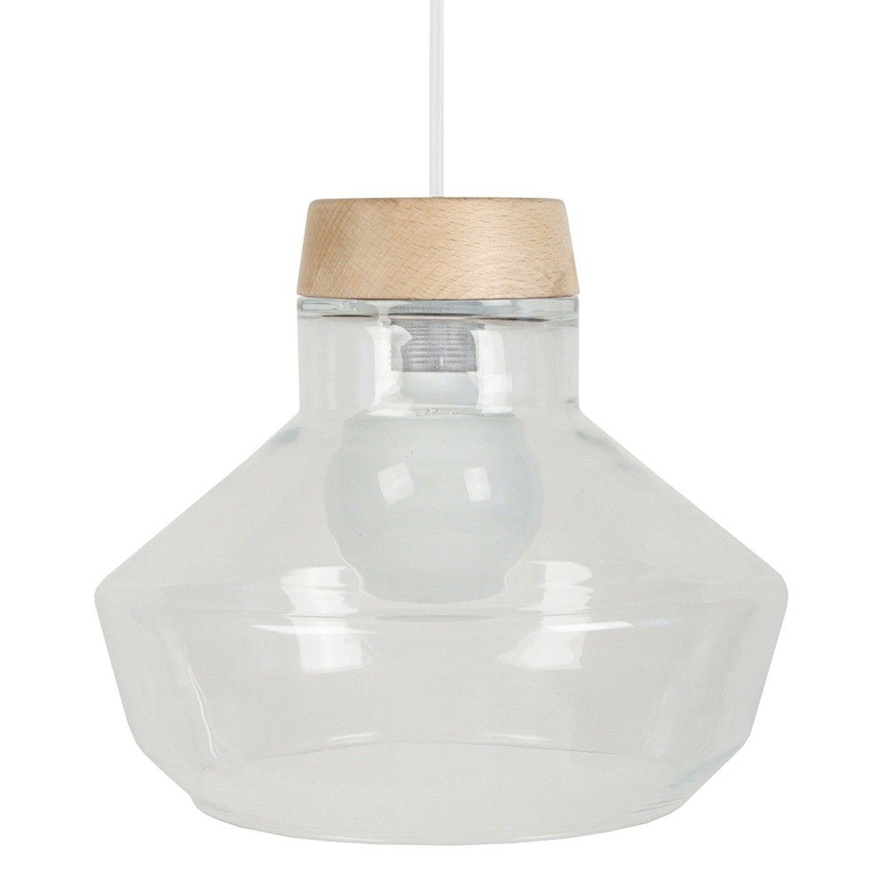 Suspension Transparente Mathilde En 2020 Suspension Luminaire Transparent Et Lumiere De Lampe