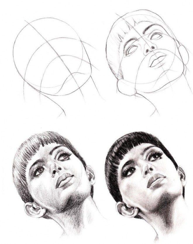 25 Anatomy Study Drawings by Veri Apriyatno - Tutorial for Beginners ...