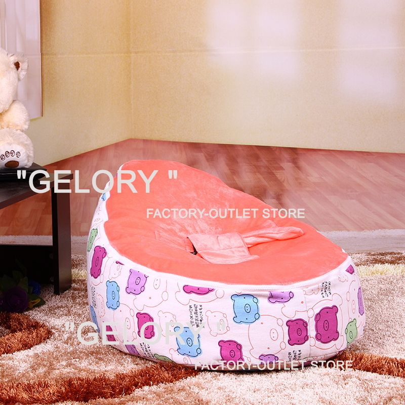 Find More Baby Seats & Sofa Information about sofa bean bag pattern with harness,sleeping baby bean bag of non toxic velvet with Canvas base,cute pig pattern design,High Quality bag zipper,China bean bag for baby Suppliers, Cheap bag bag from YIWU GELORY INC on Aliexpress.com