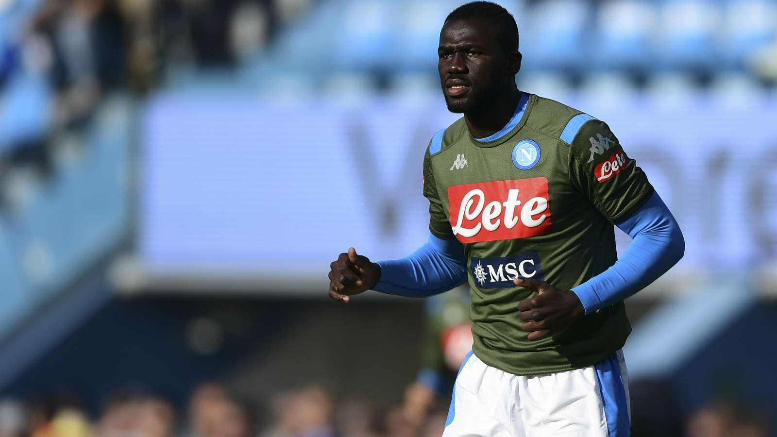 A Crazy Offer For Real Madrid For Koulibaly With Images Real Madrid Shoulder Injuries Andrea Pirlo