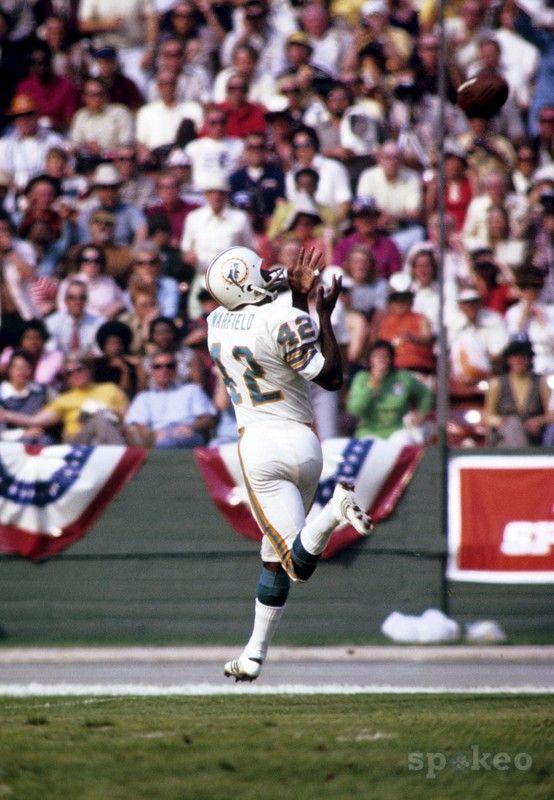 Paul Warfield, Miami Dolphins
