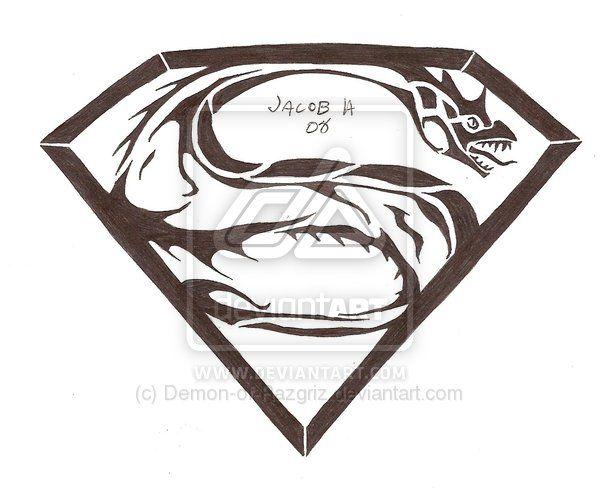 Superman Symbol Design By Demon Of Razgriz On Deviantart Superman Symbol Tattoo Images Symbol Tattoos