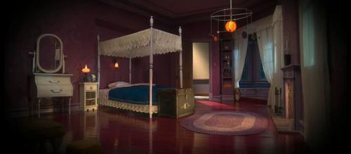 Coraline S Room Puertas Secretas Dormitorio De Ensueno Disenos De Unas