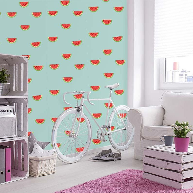 Watermelon Removable Wallpaper Wall wallpaper