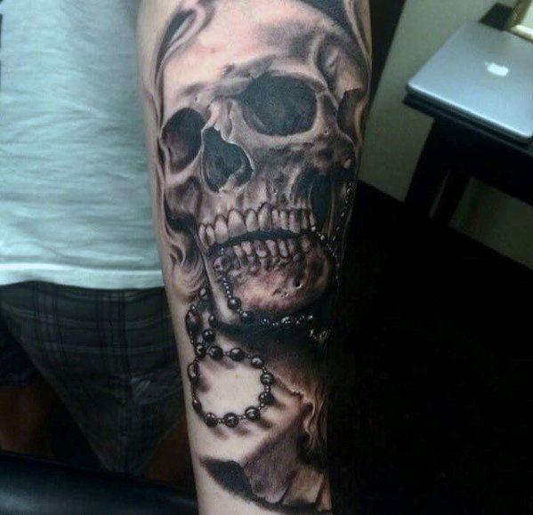 Top 77 Skull Tattoo Ideas 2020 Inspiration Guide In 2020 Skull Tattoos Tattoos For Guys Skull Sleeve Tattoos