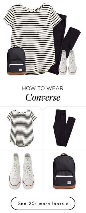 a simple outfit for those days when you think you have nothing cute to wear