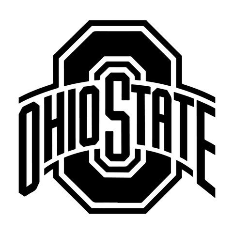 Ohio State Buckeyes Vinyl Sticker