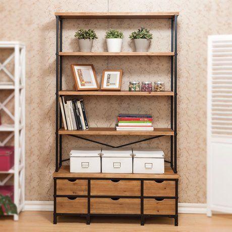 salon meubles de maison en bois massif