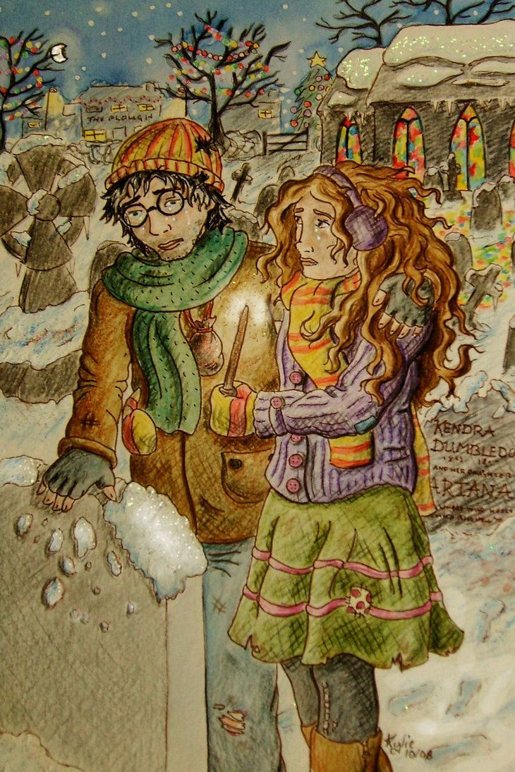 Godric S Hollow Hpartproject Harry Potter Art Projects Harry Potter Fan Art Hermione Fan Art