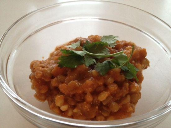 Lentil Barley Powerhouse #soup #recipe #dinner