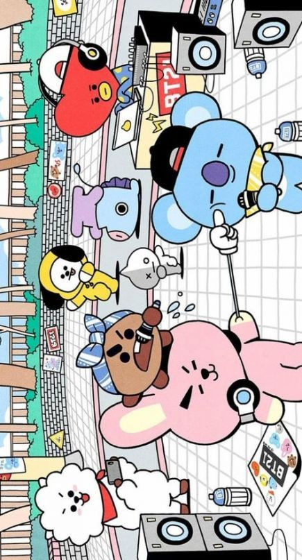 33 Ideas For Cookies Bt21 Gym