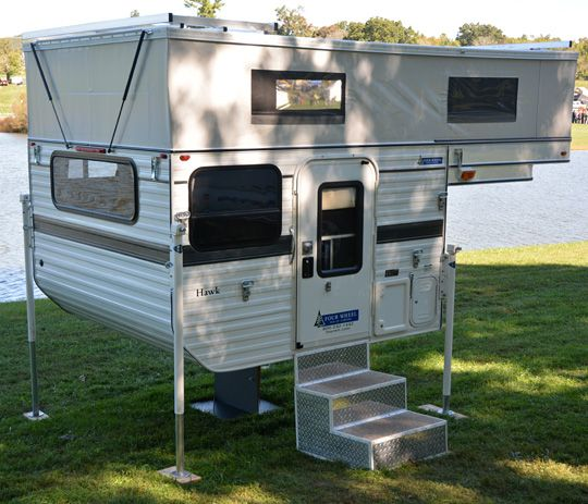 2015 Four Wheel Camper Announcements Truck Bed Camper