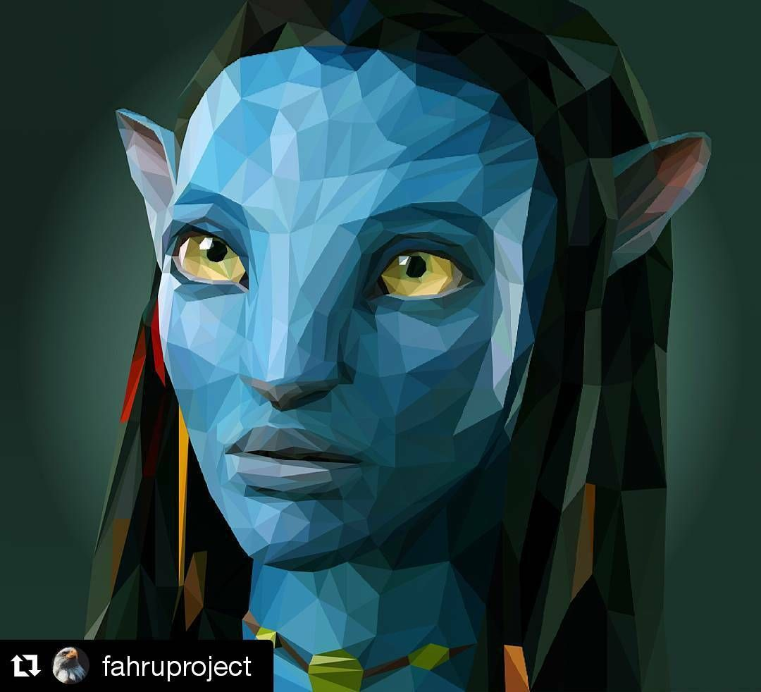 Avatar Art: Image Result For Polygraphic Avatar