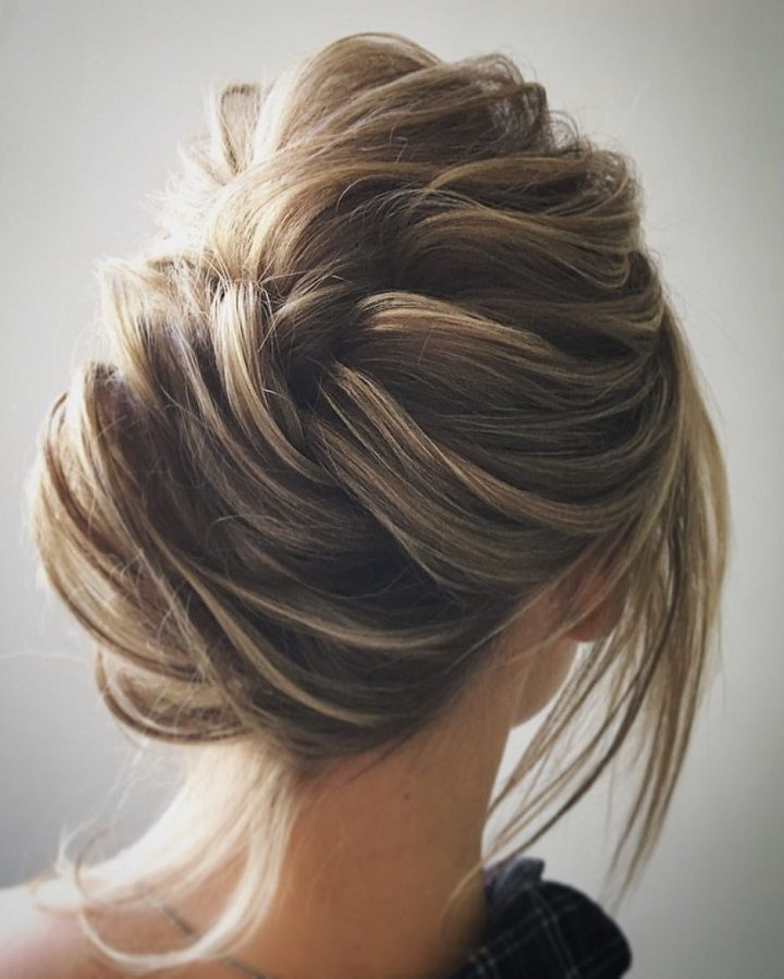 Beautiful & Unique Updo Wedding Hairstyle Ideas