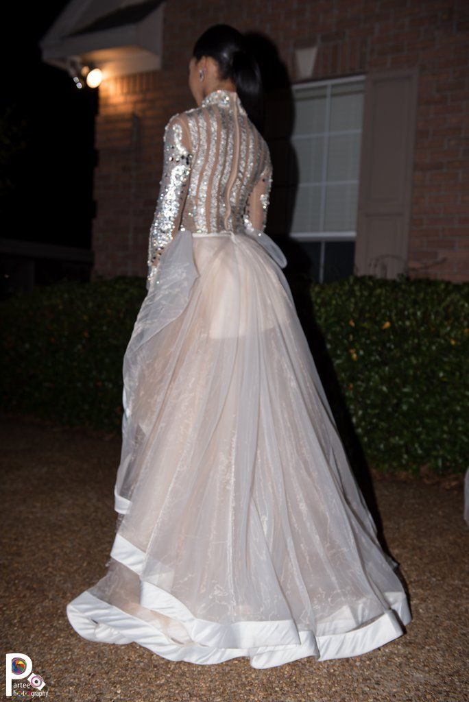 2927b5872f9d Teen s Prom Jumpsuit Goes Viral