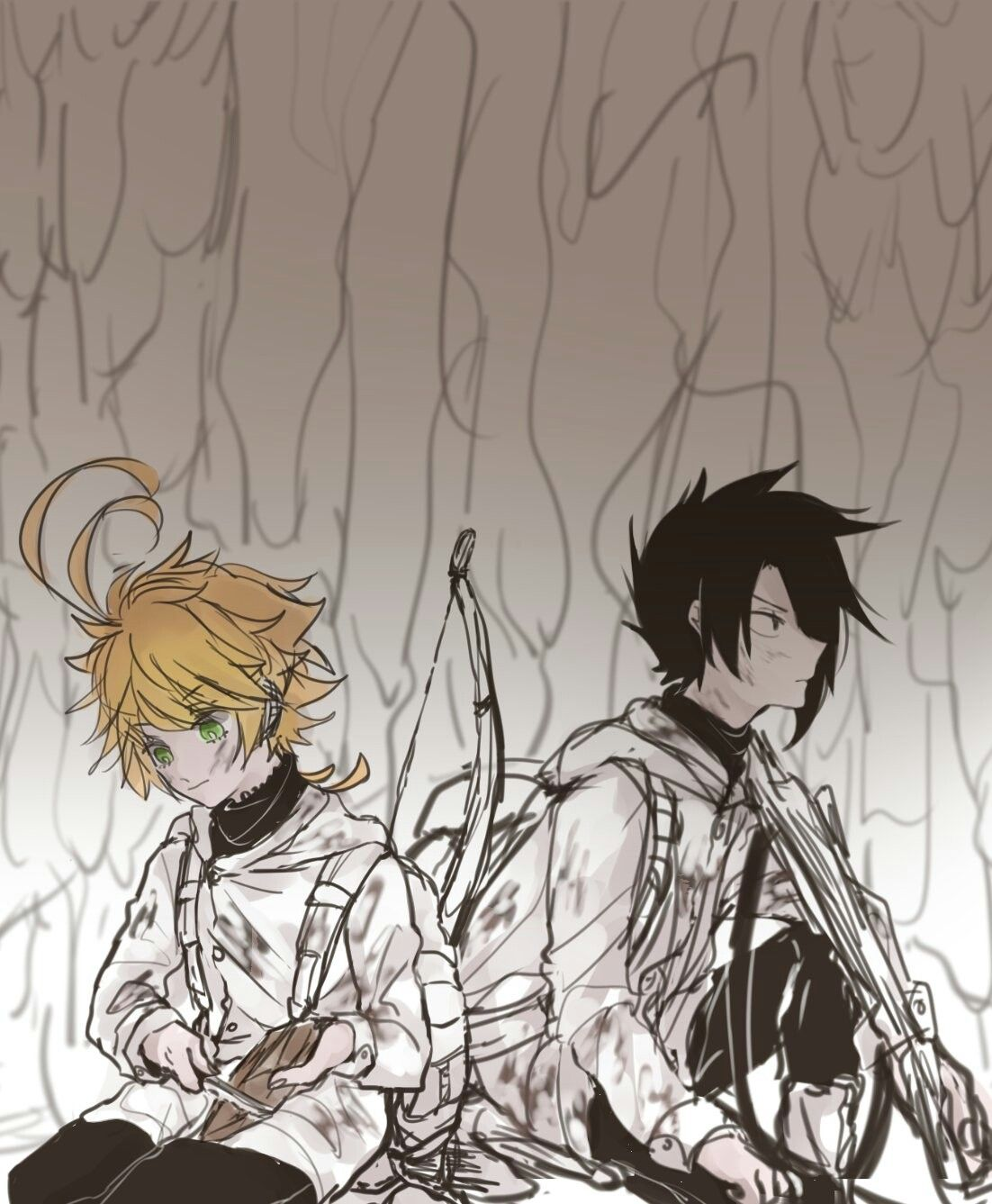 Pin by Viva Berry on The Promised Neverland | Neverland