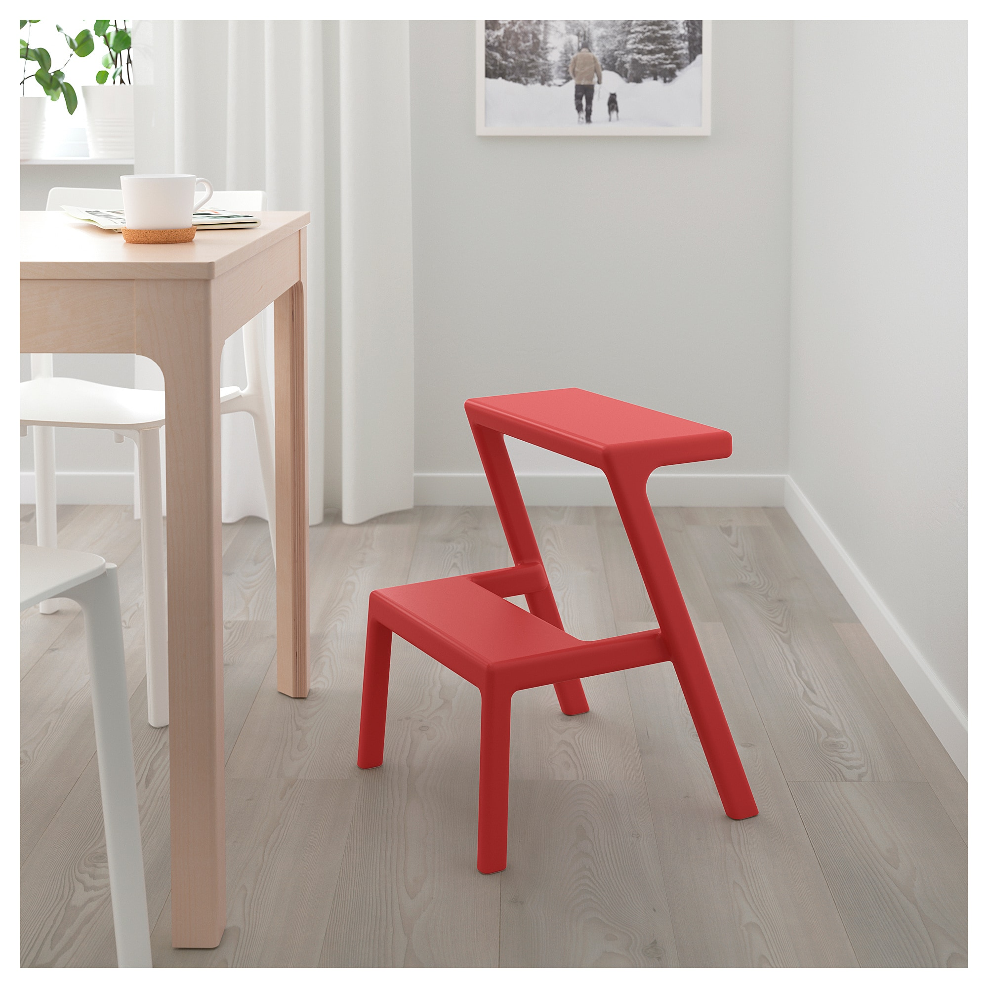 Prime Ikea Masterby Step Stool Brown Red Boxed Project Uwap Interior Chair Design Uwaporg