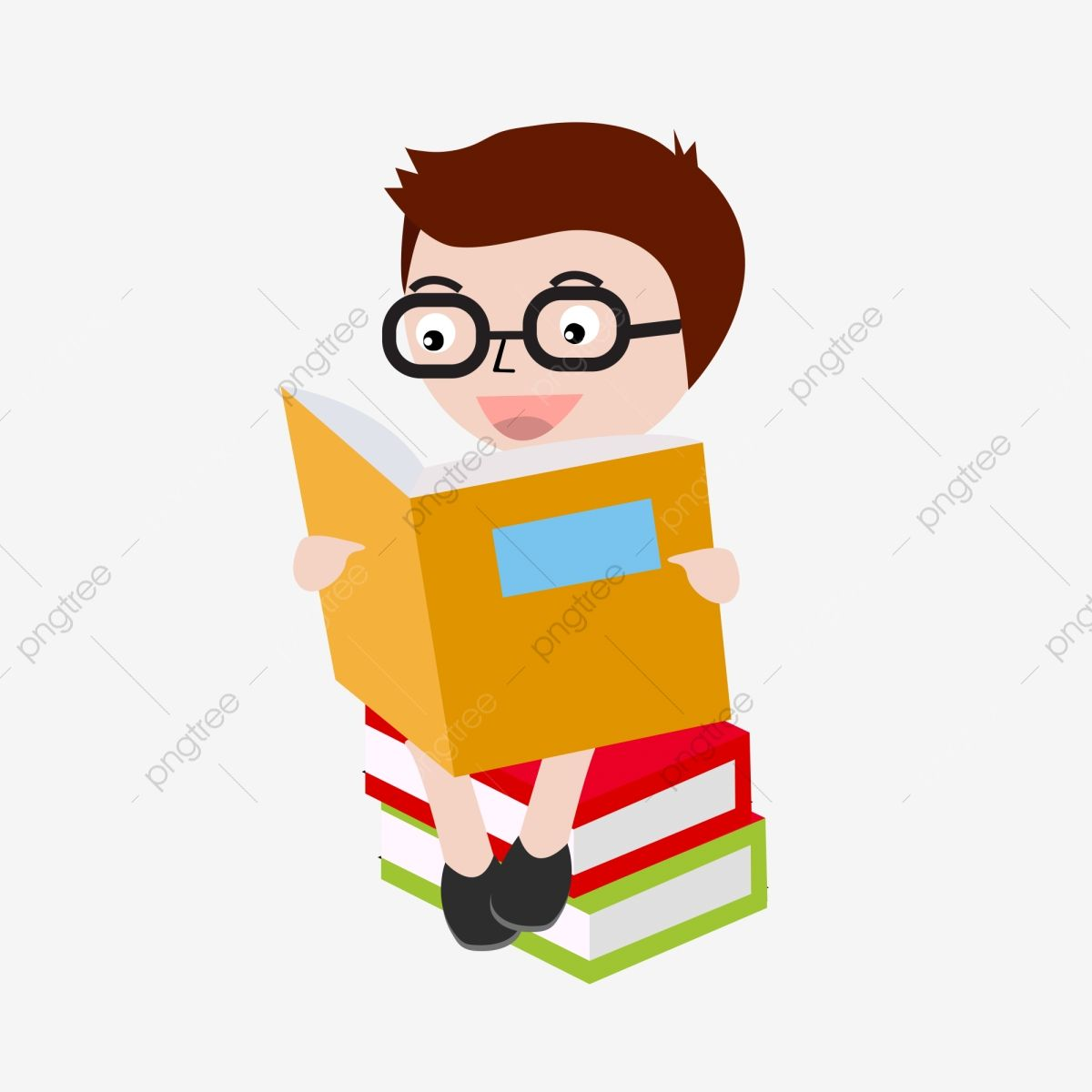 Child Reading Book Sitting Reading Clipart Reading Books Smile Png And Vector With Transparent Background For Free Download Kids Reading Books Books To Read Kids Reading