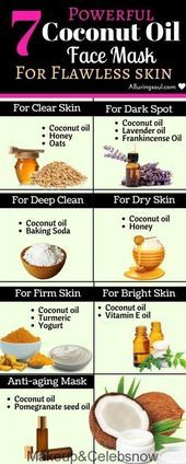 Photo of 7 Powerful coconut oil face mask for flawless skin …