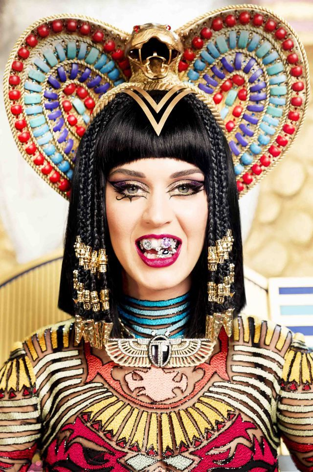 Katy Perry Dark Horse Makeup Tutorial from COVERGIRL