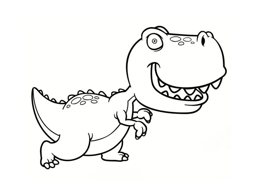 Coloriage Bebe T Rex.Pin By Ecole Dumonteil On Dinosaures Coloriage Dinosaure