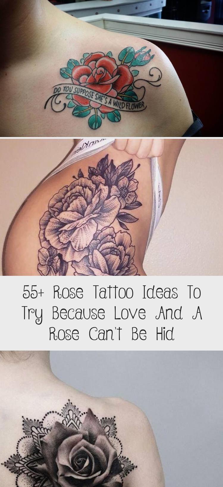 Photo of Plus de 55 idées de tatouage de rose à essayer parce que l'amour et une rose ne peuvent pas être cachés – Tatouages