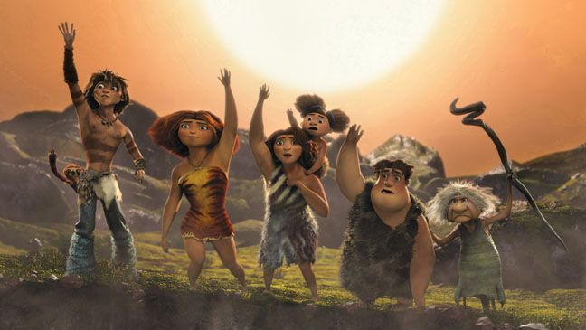 China Box Office: American Dreams Reigns, But The Croods Hangs On