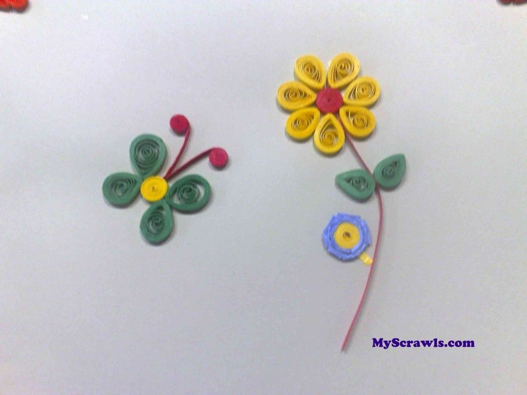 Image Result For Easy Paper Quilling Designs Quilling Crafts Ideas