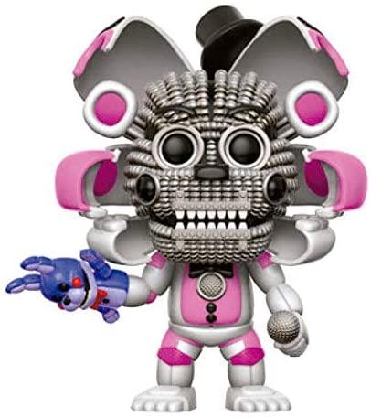Pop Games Fnaf Sl Funtime Freddy Amazon De Spielzeug Funko Pop Fnaf Funko
