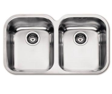 כיורים כפולים | כיור כפול - אלקיים מטבחים מעוצבים