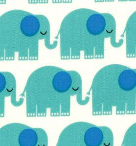 bungle jungle coat elephant ivory (cotton)
