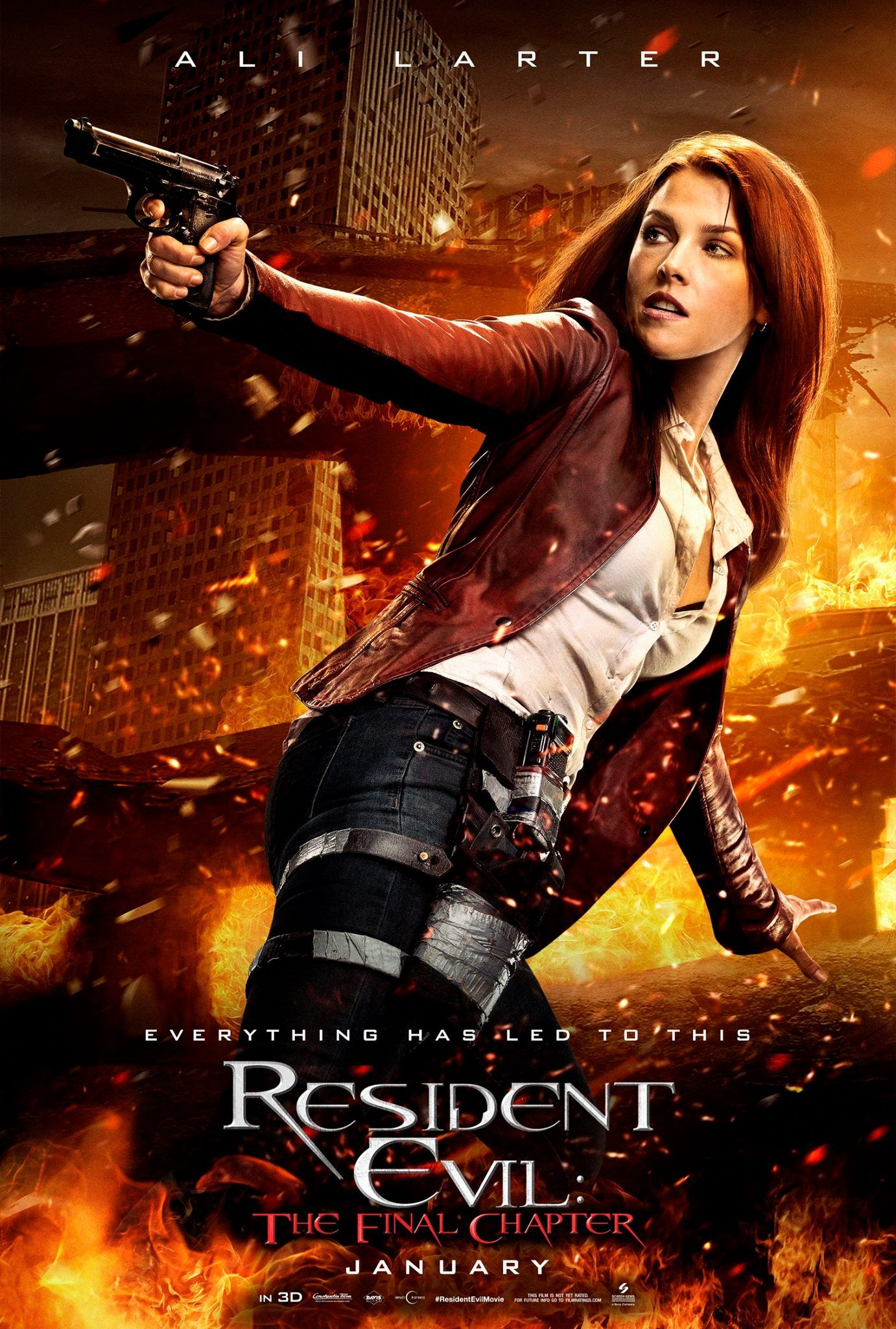 Resident Evil: Ostatni rozdział / Resident Evil The Final Chapter (2016) PL.BRRip.XVid-FOX / Lektor PL