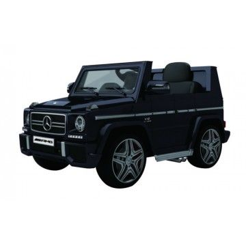 Licensed Mercedes Benz G65 Amg Kids Ride On Car With Rc Black This Amazing Looking Electric Kids Ride On Jeep Is A Fully Licensed Mercedes G65 Amg Ride Carros