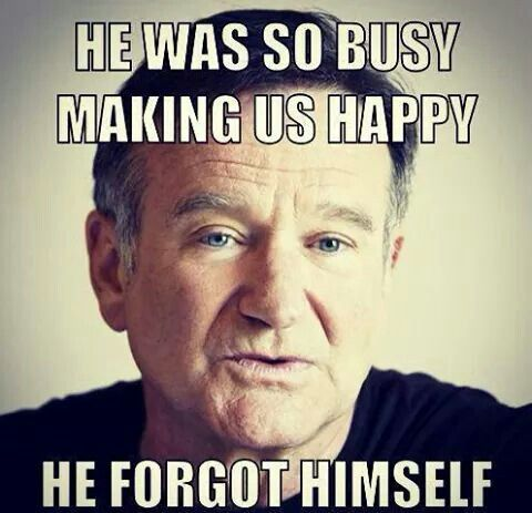 Pin By Rosie Rose Allen Tippetts On Attitude Robin Williams Quotes Robin Williams Robin Williams Death
