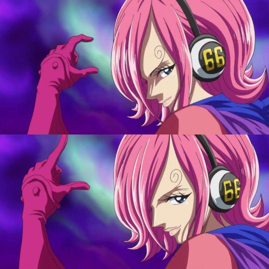 Reiju Vinsmoke Germa66 Vinsmoke Family One Piece One Piece Manga Pink One Piece One Piece Anime