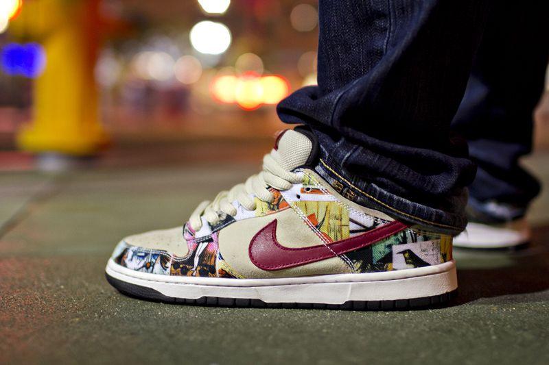 Nike SB Dunk Low 'Paris' | Nike dunks