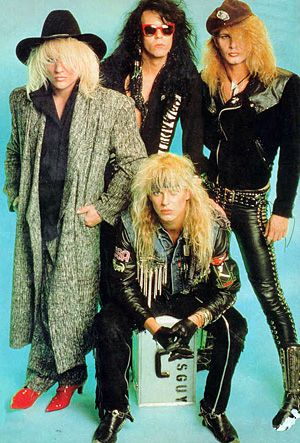 80s Metal Band - Poison