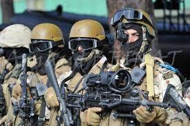 أمريكا  أرسلت قوات خاصة لتدريب قوات عراقية في الأردن