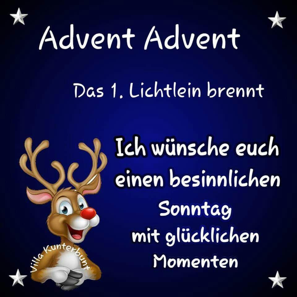 Sprüche Zum Ersten Advent Weihnachten 2019