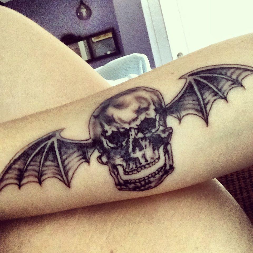 Pin By Jess Sunnyb Boria On Tatts A7x Tattoo Avenged Sevenfold Tattoo Tattoos